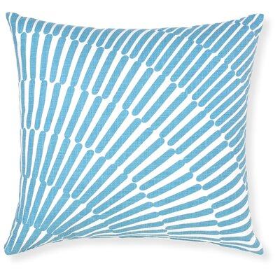 Rapee Array Throw Pillow Color: Aqua