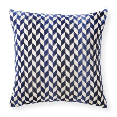 Rapee Grand Jewel Throw Pillow Color: Dusk