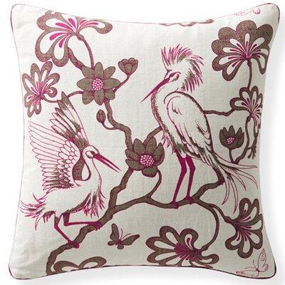 Florence Broadhurst Throw Pillow