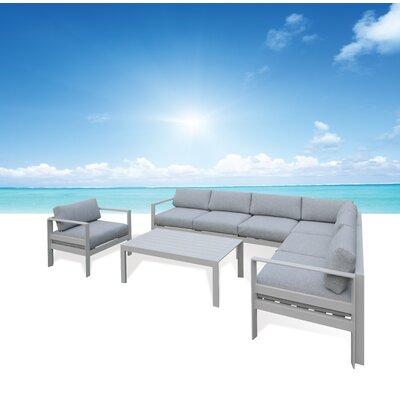 Milano Deep Seating Group with Cushions