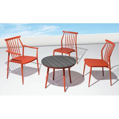 Colmar 4 Piece Dining Set