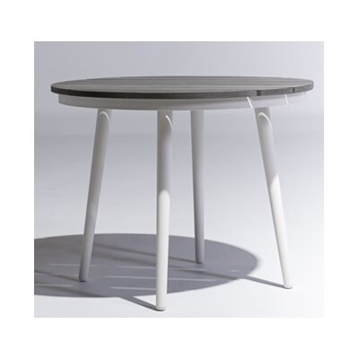 Chmura Side Table Base Finish: White