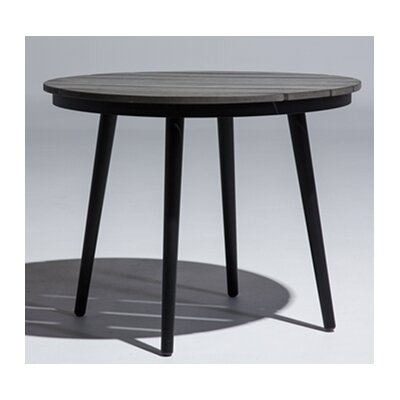 Chmura Side Table Base Finish: Black