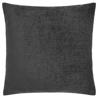 Farrow Throw Pillow Color: Charcoal