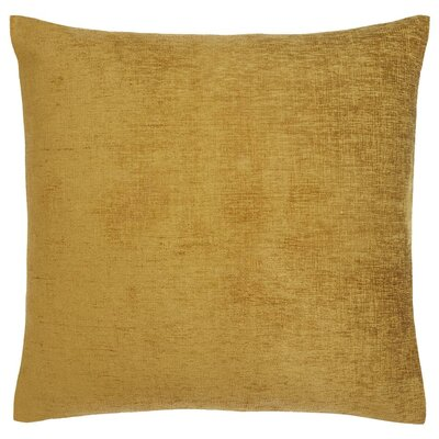 Farrow Throw Pillow Color: Yellow