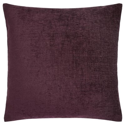 Farrow Throw Pillow Color: Wine