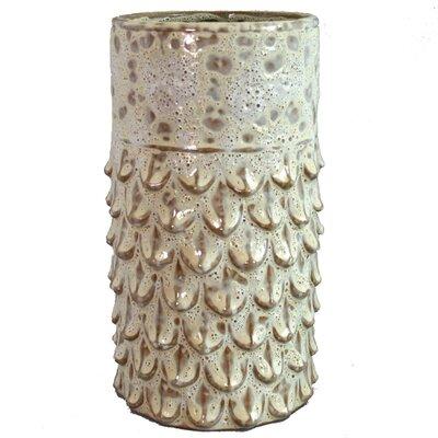 Cylinder Stoneware Table Vase WLDM4787 38753076
