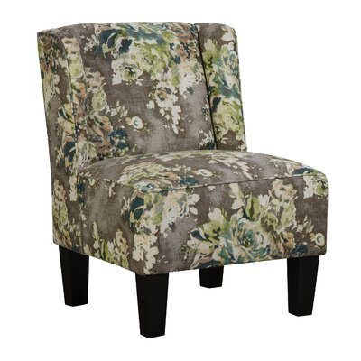 Charisse Winged Slipper Chair