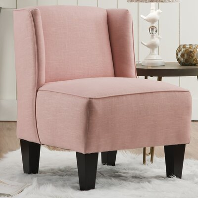 Landon Winged Slipper Chair