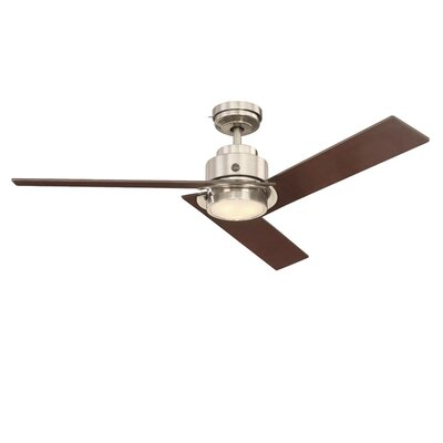 54 Skyplug Daelyn 3 Blade Ceiling Fan with Remote