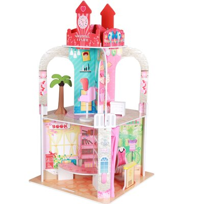 Shopping Centre with Figurines TD-11135A