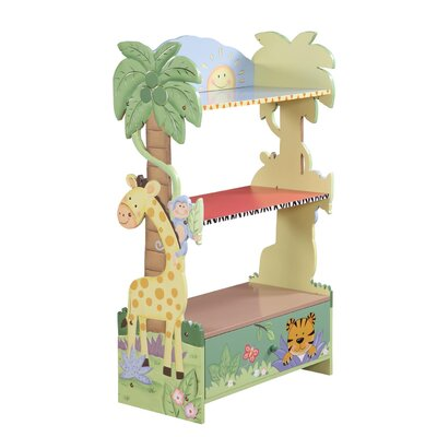 Teamson Kids Sunny Safari Bookcase at Sears.com