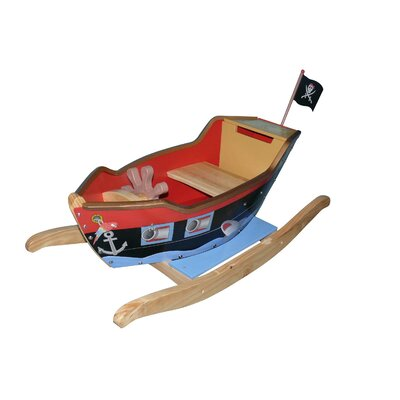 Pirate Ship Rocker