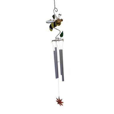 Glass Bee Wind Chime IL2790A