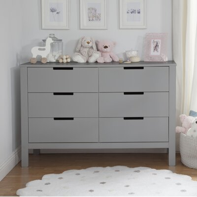 Colby 6 Drawer Double Dresser
