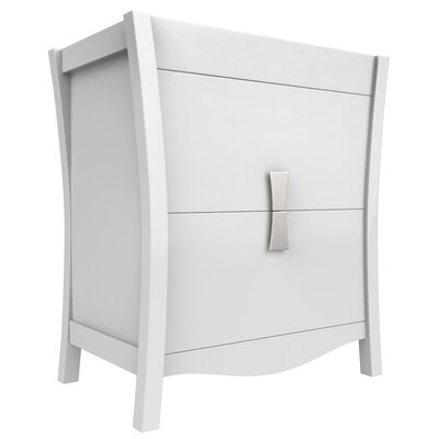 Cataldo Modern Rectangle 29 Vanity Base