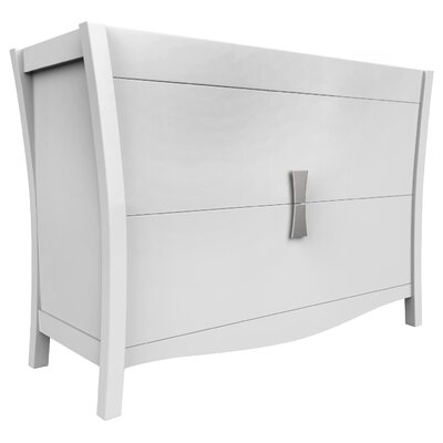 Cataldo Modern 46 Vanity Base Base Finish: White