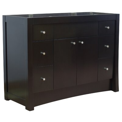 Elite Transitional 46 Vanity Base