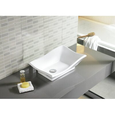 Kaplan Modern Wall Mount 36 Single Bathroom Vanity Set