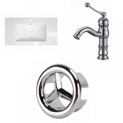 Roxy 32 Single Bathroom Vanity Top