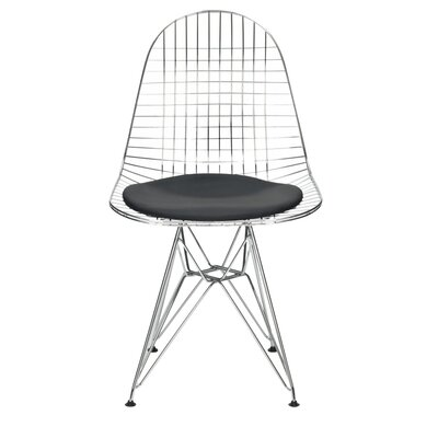 Ricard Dining Chair Color: Black