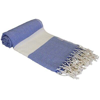 Diamond Turkish Beach Towel