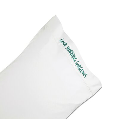 Nicolas Good Morning Gorgeous Pillowcase