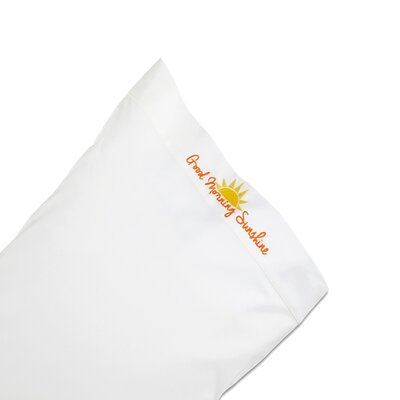Tayna Good Morning Sunshine Pillowcase