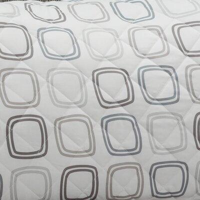 Ron Chereskin Geo-basketweave Microfiber/Polyester Loveseat Slipcover Upholstery: Neutral