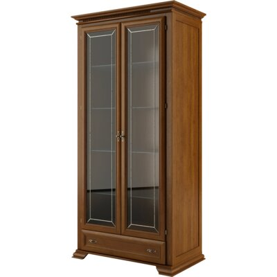 Delilah Walnut China Cabinet