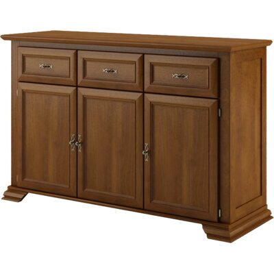 Delilah Walnut Sideboard