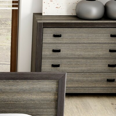 Brianna 4 Drawer Sideboard