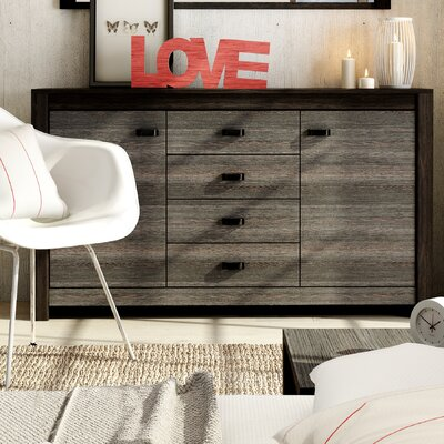 Brianna 2 Door 4 Drawer Sideboard