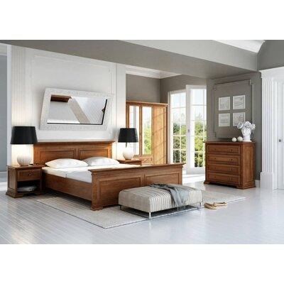 Delilah Queen Platform Customizable Bedroom Set