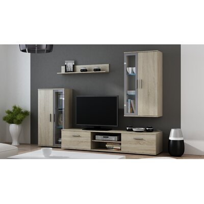 Dipaolo Entertainment Center Color: Sonoma Oak