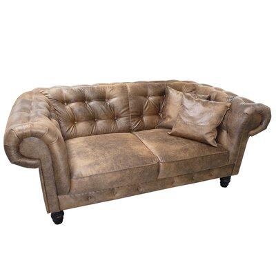 Kaiser Tufted Chesterfield Sofa