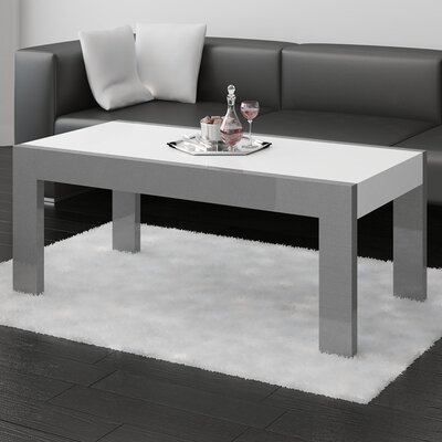 Yasmin Coffee Table Color: Graphite