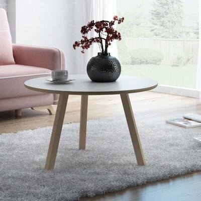 Blandford End Table Color: Gloss