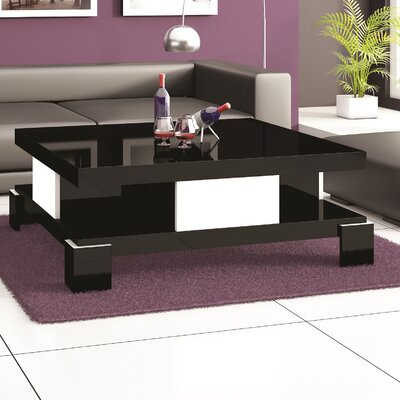Dolores Coffee Table Color: Black
