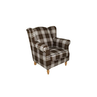 Castille Wingback Chair