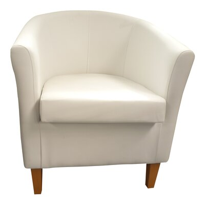 Thurmond Armchair Upholstery: White Milk