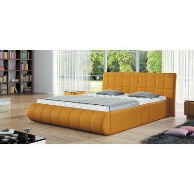 Balderas Modern Upholstered Platform Bed Size: King