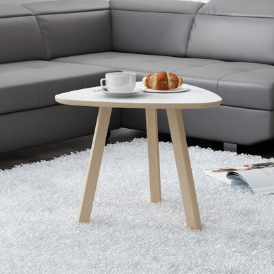 Blandford Natural Coffee Table Top Color: Matte White