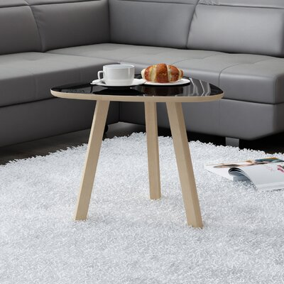 Blandford Modern Coffee Table Top Color: Gloss Black