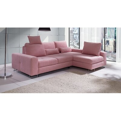 Karsten Corner Reversible Sleeper Sectional Orientation: Right Hand Facing