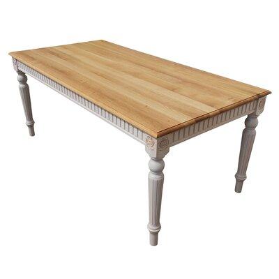 Felicien Rectangular Wood Dining Table