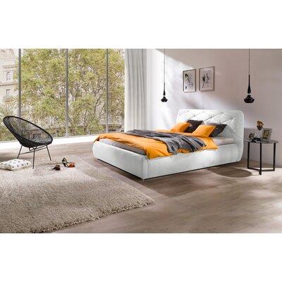 Shawn European Kingsize Upholstered Platform Bed