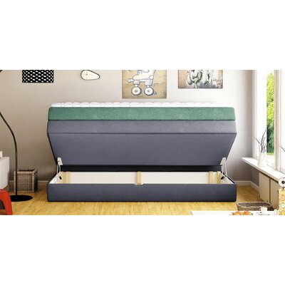 Corina Mates and Captains Bed Color: Green