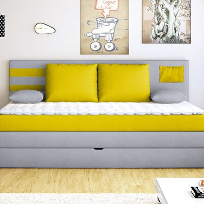 Corina Mates and Captains Bed Color: Yellow