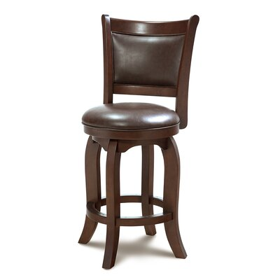 Hubert 27 Swivel Bar Stool